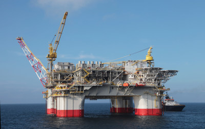 Jack/St. Malo project in Gulf of Mexico