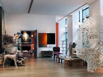 Crosby Street Hotel, New York (PRNewsFoto/Int'l Contemporary Furniture...)
