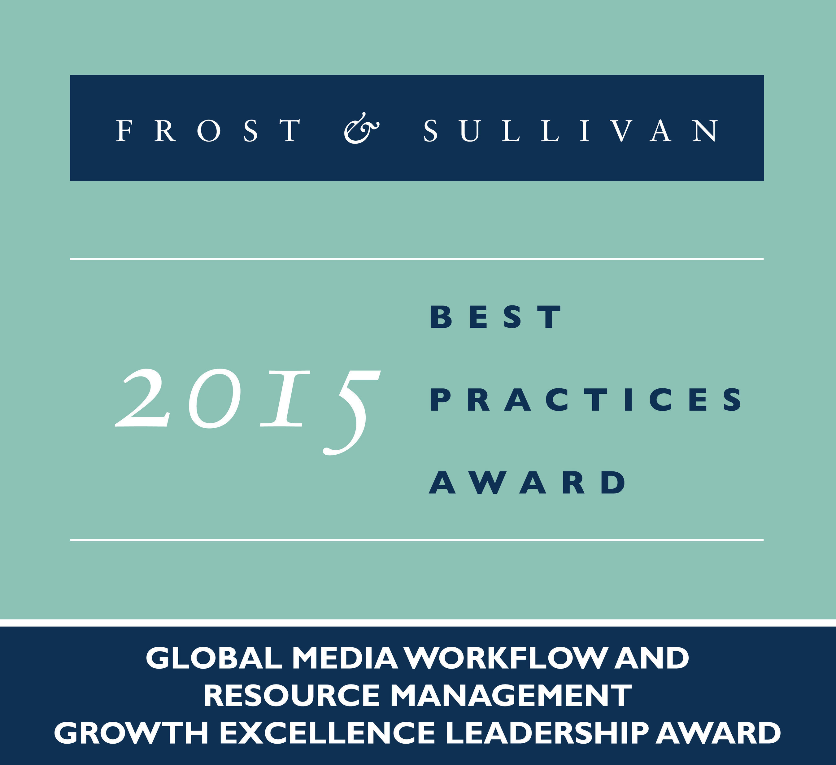 Frost & Sullivan Recognizes Prime Focus Technologies for its Leadership in Exemplifying Growth Excellence within the Media Workflow and Resource Management Market