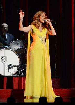 After a year hiatus, Celine Dion returns to The Colosseum at Caesars Palace.