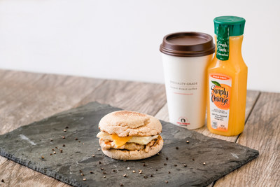 Chick-fil-A One app users to receive choice of free Chick-fil-A Chicken Biscuit, Chick-n-Minis, or new Egg White Grill breakfast sandwich during September.