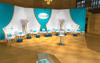 Amope Pedi Perfect will transform Grand Central Station's Vanderbilt Hall to give NYC commuters the royal treatment with fairytale pedicures on March 5th, 2015.