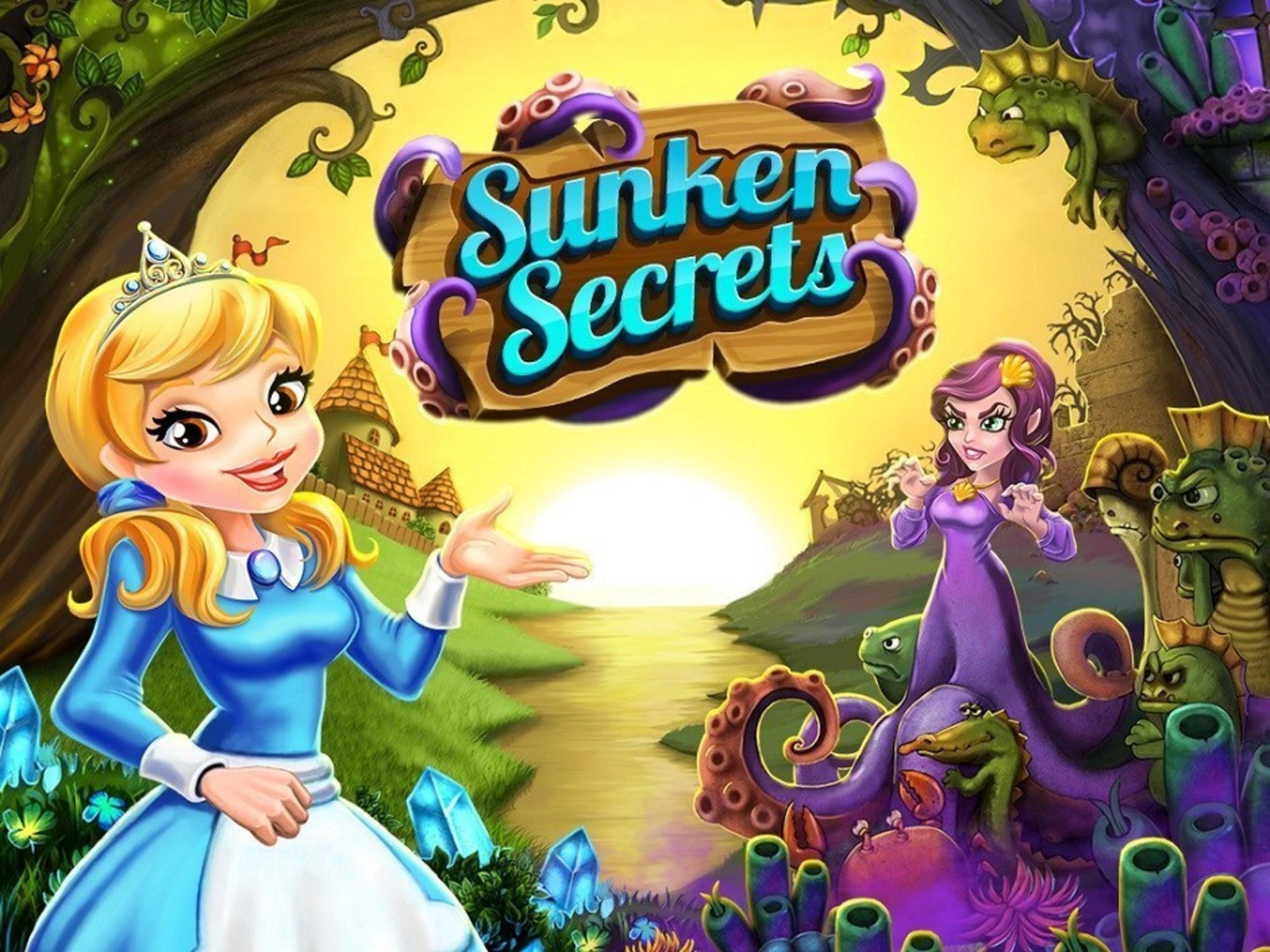 Sunken Secrets 1