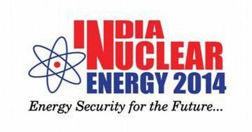PR NEWSWIRE INDIA - India Nuclear Energy Logo (PRNewsFoto/UBM India Pvt_ Ltd_)