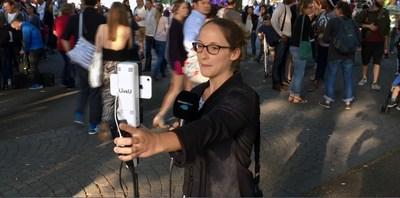 Leman Bleu Creates the Local TV Station of the Future (PRNewsFoto/LiveU)