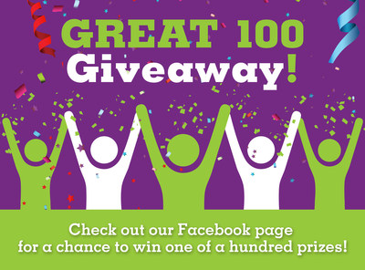 Enter for the chance to win one of 100 prizes, including free-month memberships, a Fitbit Flex and a grand prize of $3,000 cash.