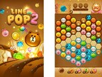 LINE POP 2, the Hexagon-Based Puzzle Game and Successor to LINE POP, the Hit Title with over 47 Million Global Downloads, Begins Service Today
