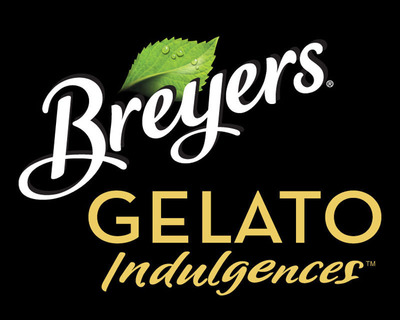 Breyers(R) Introduces New Breyers(R) Gelato Indulgences(TM).  (PRNewsFoto/Breyers)
