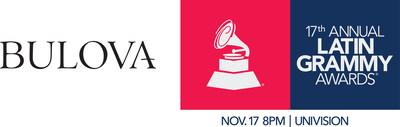 Bulova Corporation e a Latin Recording Academy® anunciam parceria para o 17o Latin GRAMMY Awards® Anual