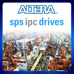 Altera demonstrates use of FPGAs to enable factory automation and industrial systems design at the SPS IPC Drives show in Nuremberg, Germany, November 25-27.