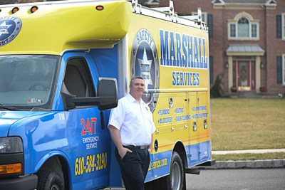 Marshall Services suggests cleaning your air ducts to fight seasonal allergies.