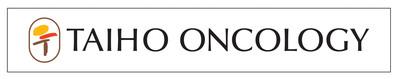 Taiho Oncology, Inc. (PRNewsFoto/Taiho Oncology, Inc.) (PRNewsFoto/Taiho Oncology, Inc.)