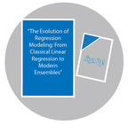 Evolution of Regression Modeling Webinar Registration.  (PRNewsFoto/Salford Systems)