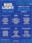 Bud Light Announces 2016 SXSW Music Lineup