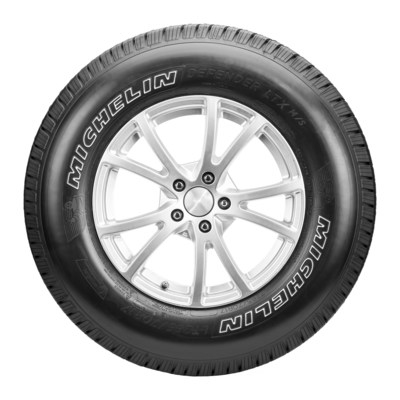 Michelin Defender LTX M/S Delivers Strong, Long-Lasting Tire For Light Trucks and SUVs
