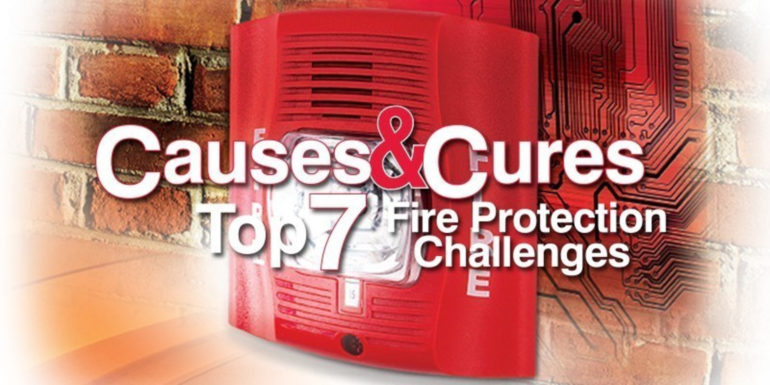 ORR Protection Systems Announces 2016 Seminar Series: Causes and Cures for the Top 7 Fire
