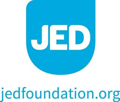 JED is a national leader in protecting emotional health and preventing suicide among teens and young adults. (PRNewsFoto/The Jed Foundation)