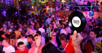 burn Residency announces last call for 2014 competition entries! (PRNewsFoto/burn)