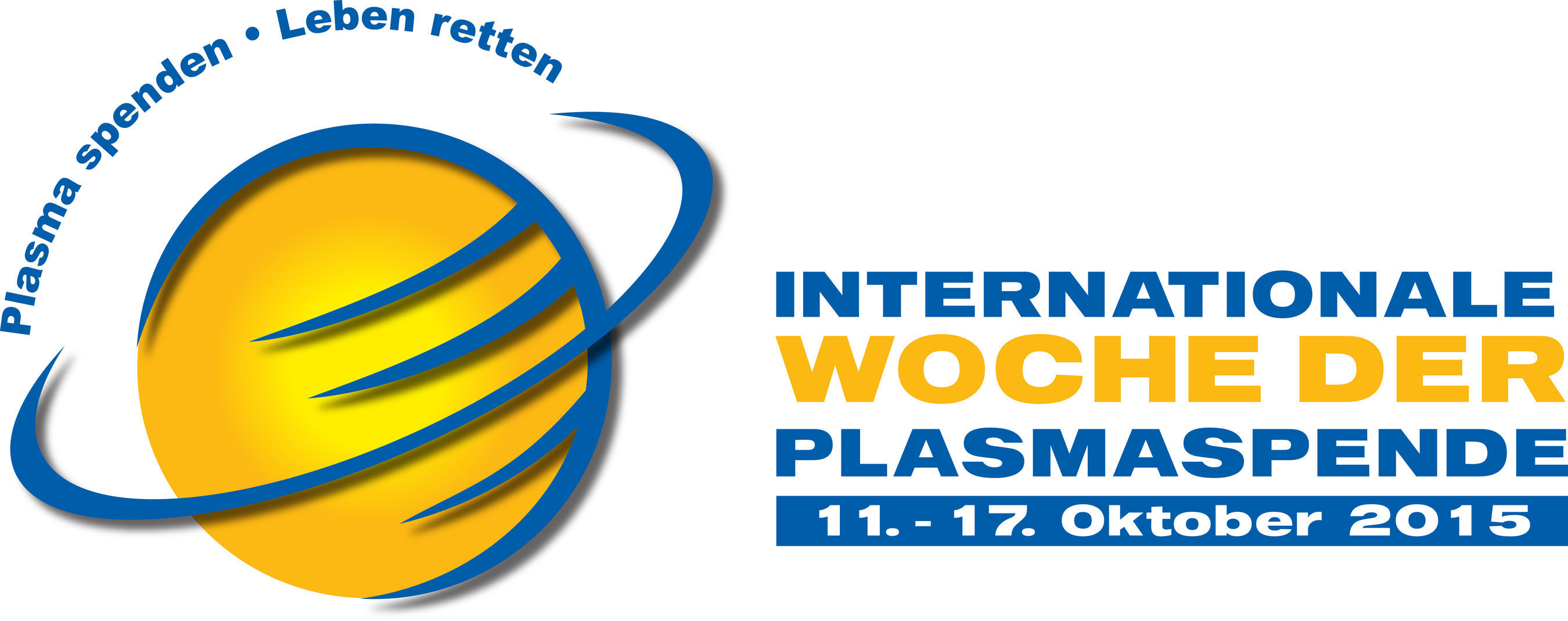 3. Internationale Woche der Plasmaspende