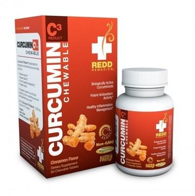 Redd Remedies Award-Winning Curcumin C3