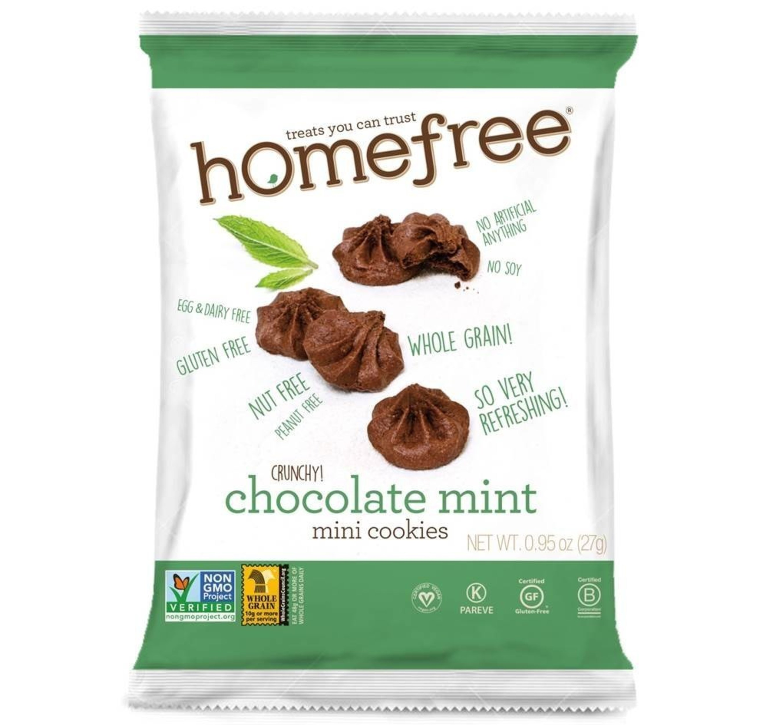 Homefree Announces Brand Refresh & 'Refreshing' New Cookies