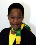 Professor Mrs. Anna Tibaijuka (PRNewsFoto/WSSCC)