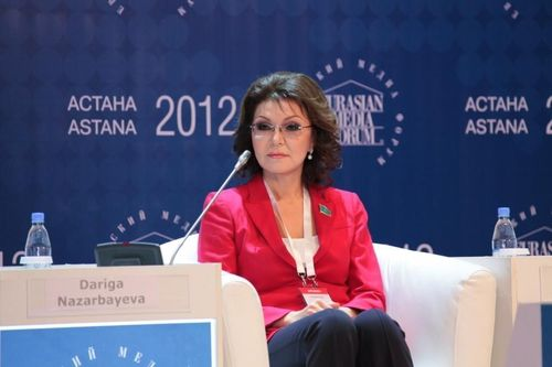 Das 11. Eurasische Medienforum (EAMF) wird am 25. April 2013 in der kasachischen Hauptstadt Astana