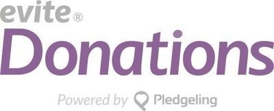 Evite Donations logo