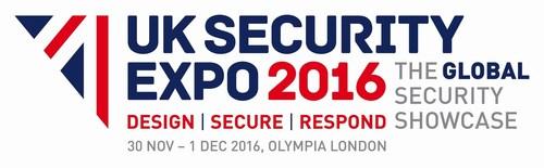 UK Security Expo logo (PRNewsFoto/UK Security Expo)