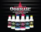 Oohrah! Hydration Drink and Oohrah! Purified Water 2014 Product Line (PRNewsFoto/Oohrah! Hydration LLC)
