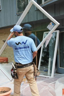 Window nation now ranked 9 in the u s for home improvement for Replacement window rankings