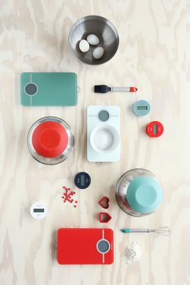 Mix, Match and Measure - Brabantia's new Kitchen Scales and Mixing Bowls