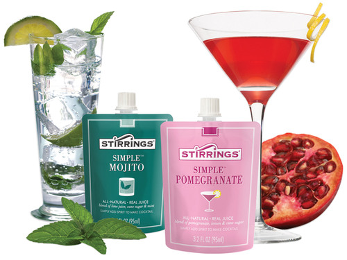 Continental Airlines Introduces Specialty Cocktails