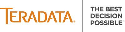 Teradata Corporation logo.  (PRNewsFoto/Teradata Corporation)