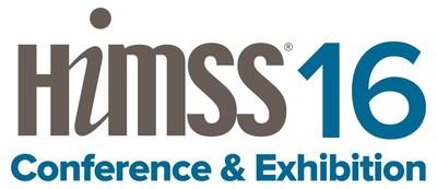 HIMSS16 Logo
