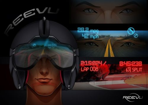 Head Up Display Communications Systems from Reevu.