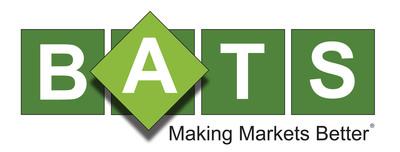 BATS Global Markets logo. (PRNewsFoto/BATS Global Markets)