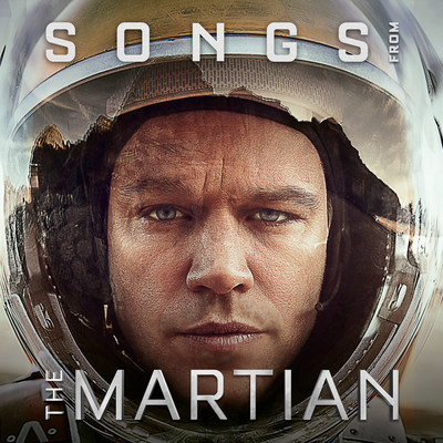 """SONGS FROM THE MARTIAN"" AND ""ORIGINAL MOTION PICTURE SCORE"" BY HARRY GREGSON-WILLIAMS AVAILABLE DIGITALLY TODAY"