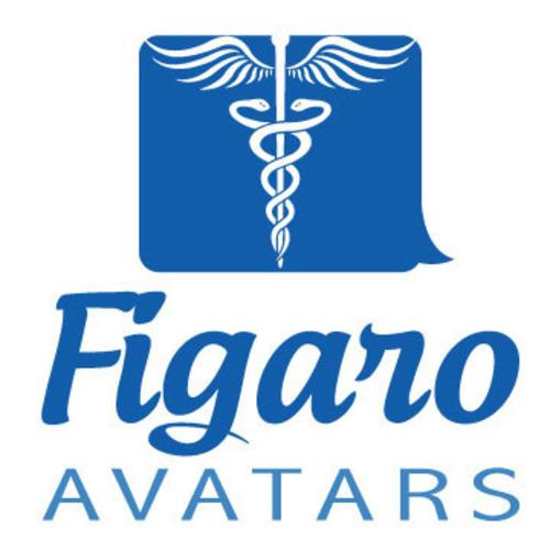 Corporate logo.  (PRNewsFoto/Figaro Avatars Inc.)