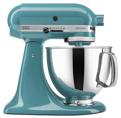 The KitchenAid(R) Artisan(R) Series Stand Mixer in Ocean Drive