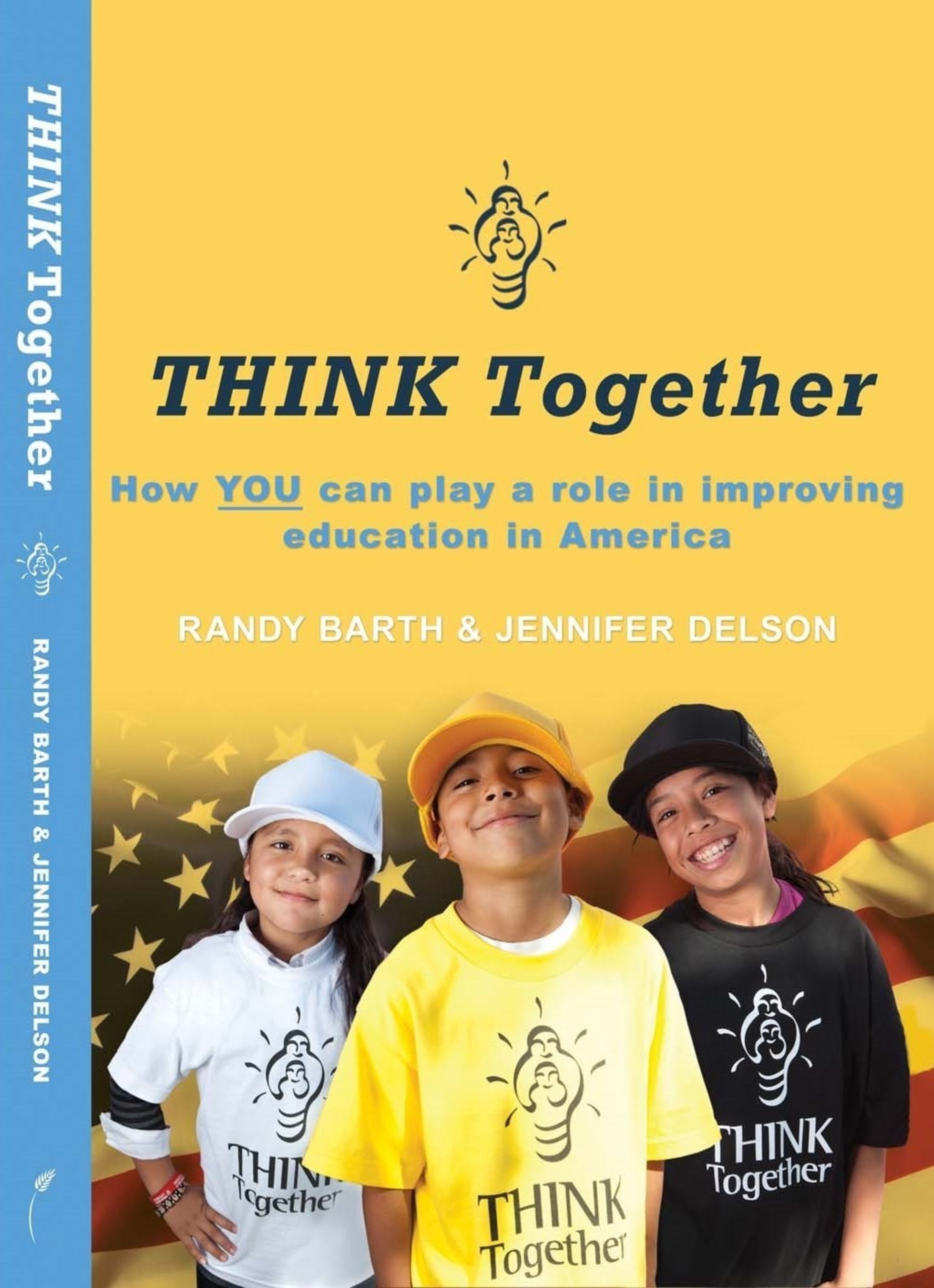 New THINK Together Book Offers Lesson Plan To Improve Public Education
