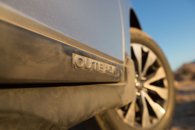 2015 Subaru Outback to debut at the New York Auto Show. (PRNewsFoto/Subaru of America, Inc.) (PRNewsFoto/SUBARU OF AMERICA_ INC_)