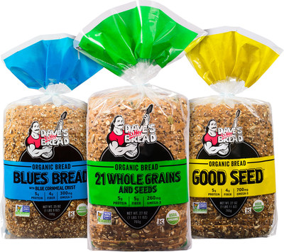 Flowers Foods has announced a definitive agreement to acquire Dave's Killer Bread, the best-selling organic bread in the U.S. The acquisition is subject to regulatory approval and is expected to be completed in the third quarter of 2015.