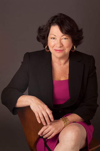 Sonia Sotomayor.  (PRNewsFoto/Arcadia University)