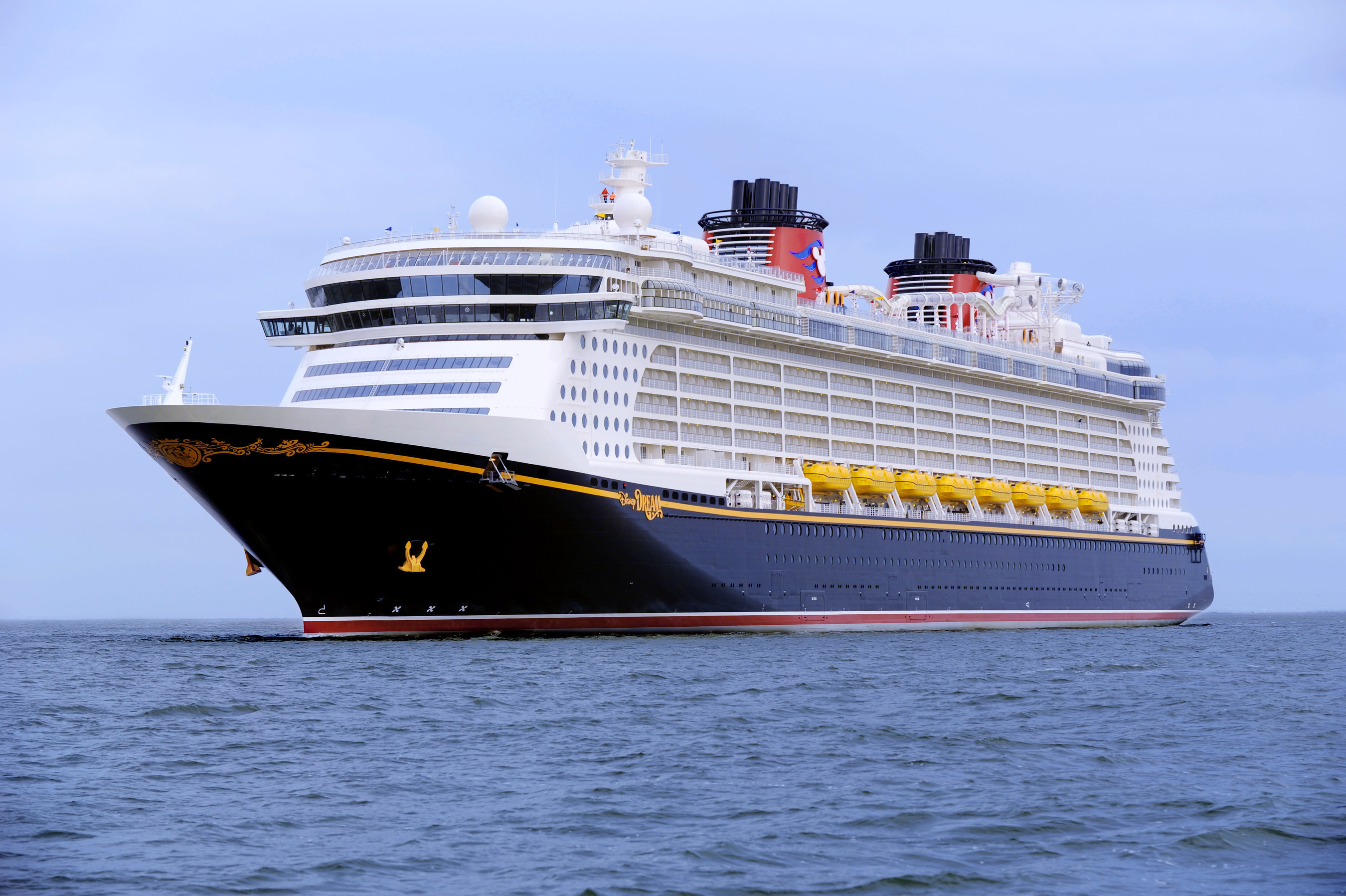 Best Overall Cruise Ship Large Category Disney Dream Photo Credit