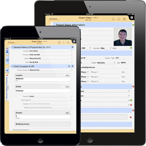 MacPractice iEHR App for iPad and iPad mini with ePrescribe Released