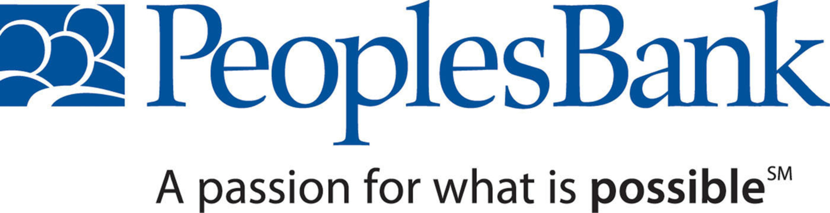 PeoplesBank - a passion for what is possible (sm).