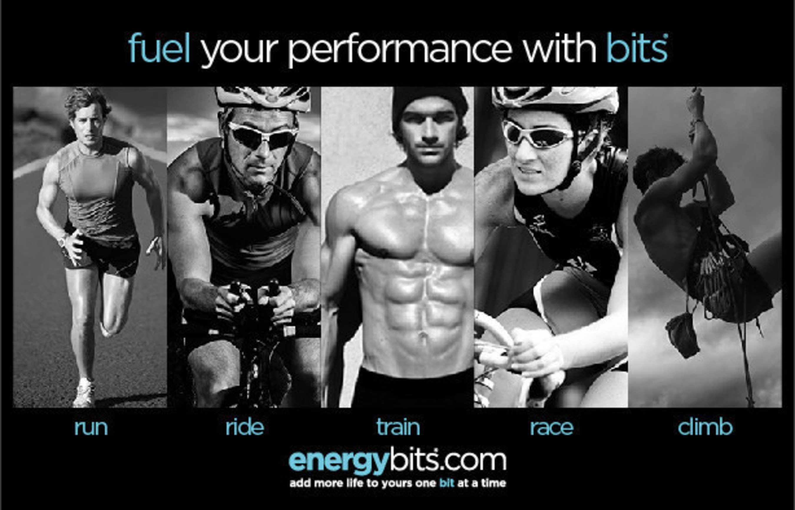 Fuel your performance naturally with ENERGYbits algae tabs