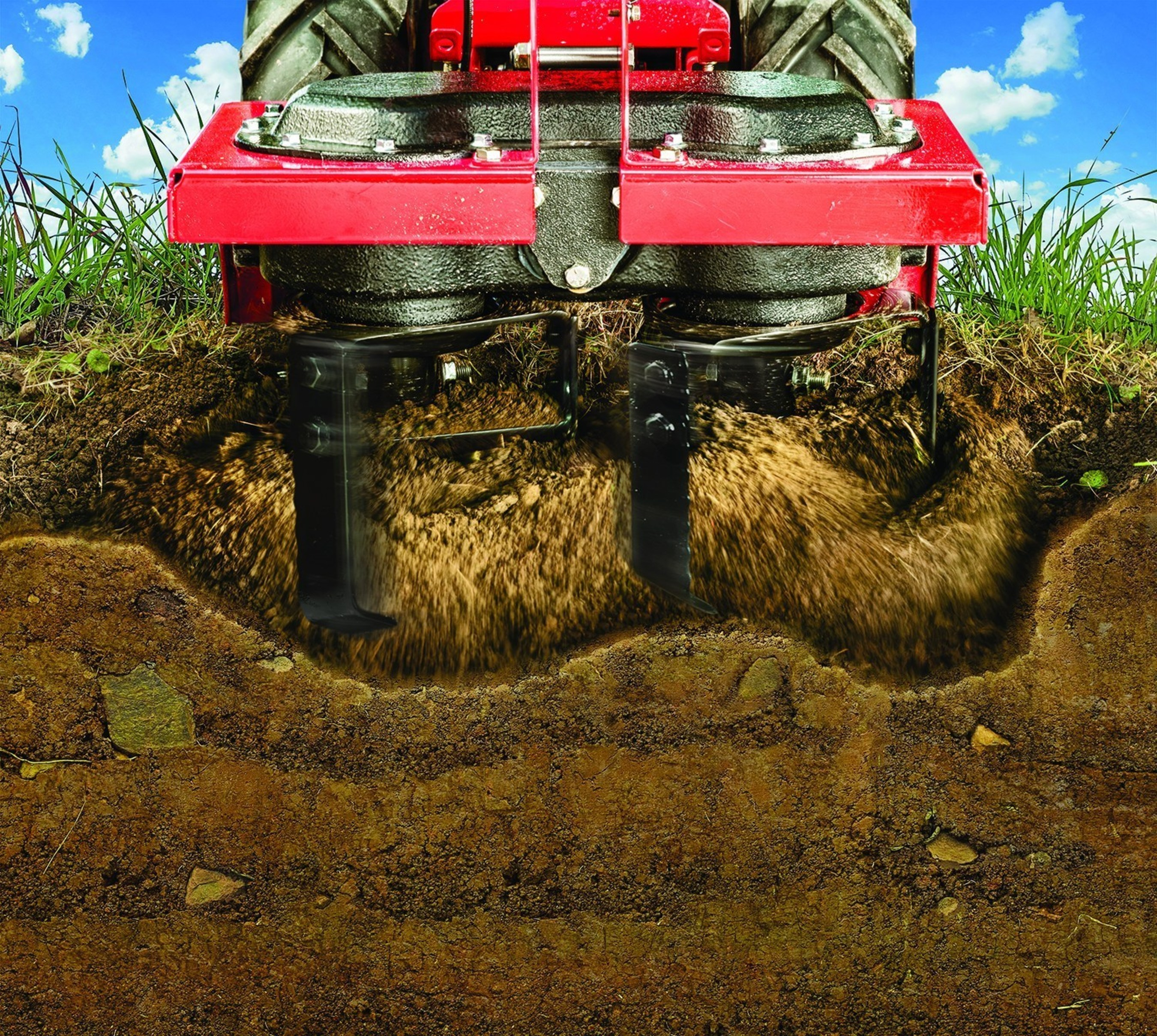 Troy Bilt® Introduces A Brand New Way To Till Your Garden With The Bronco