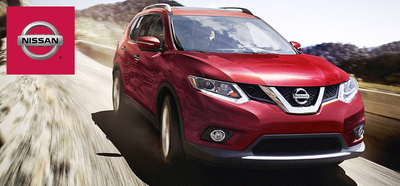 The 2014 Nissan Rogue has received a number of new, class-exclusive features.  (PRNewsFoto/Briggs Auto Group)
